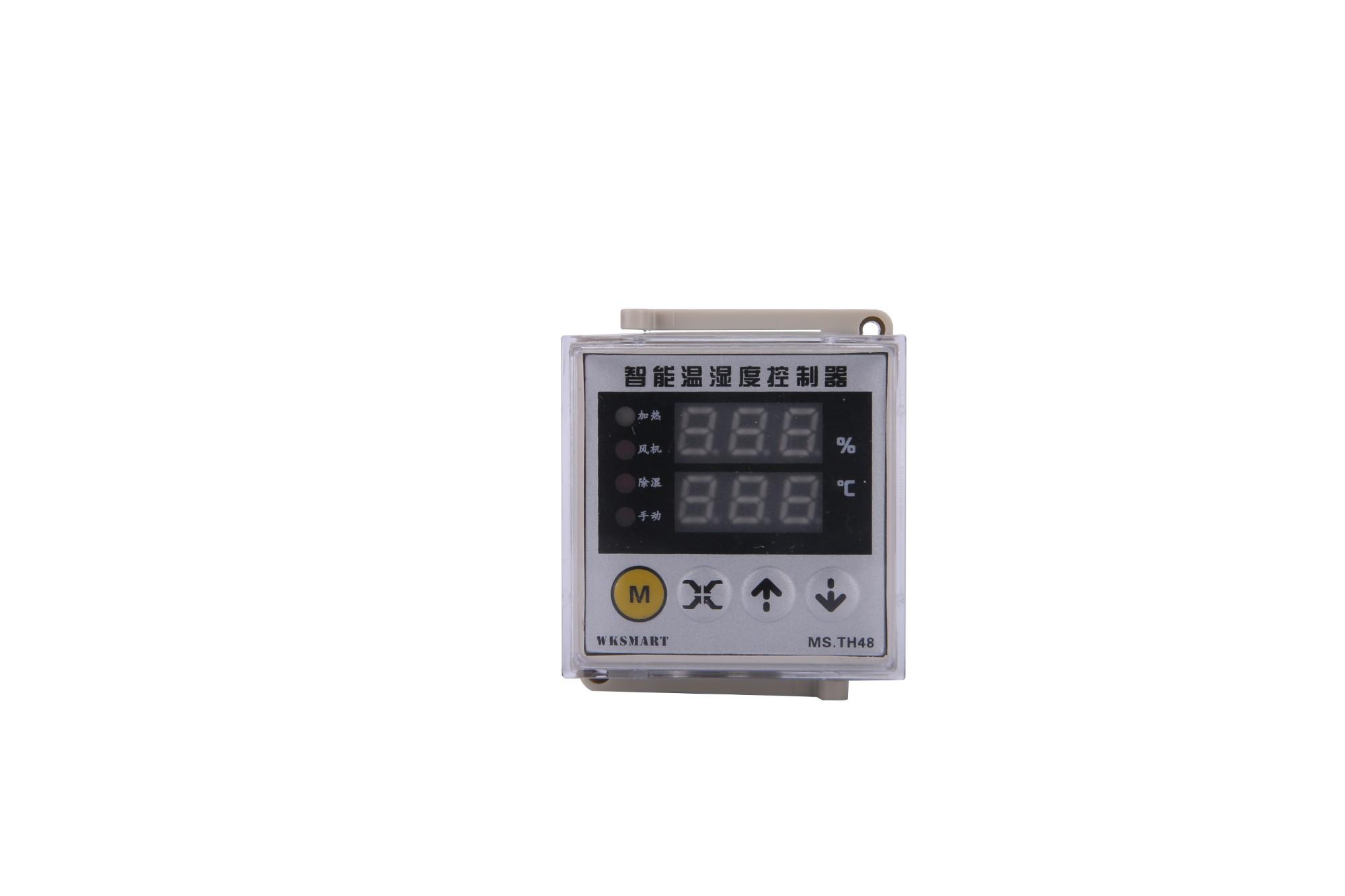 MS.TH48-100系列开关柜智能温湿度控制器